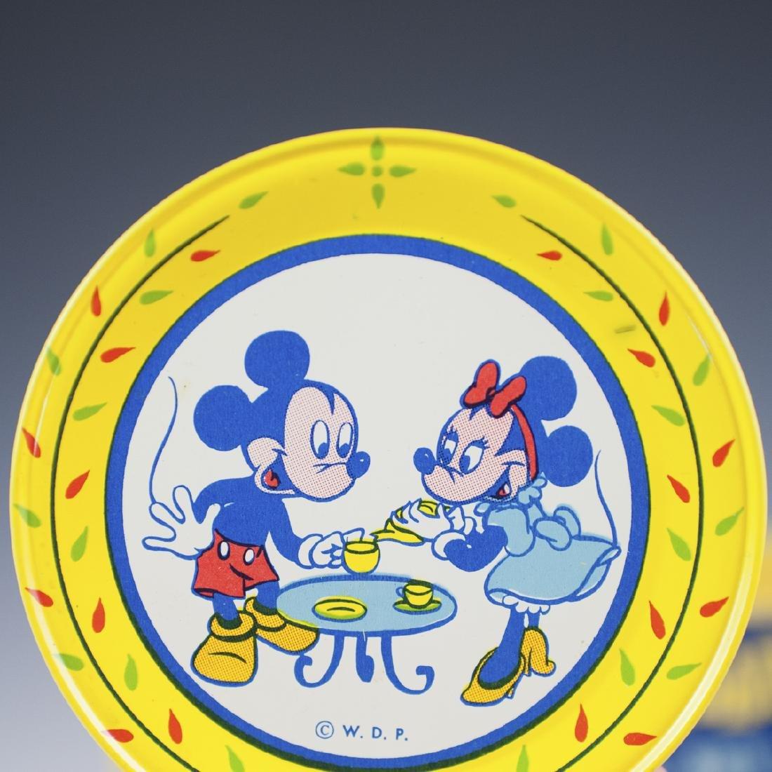 Disneyland J Chien & Co. Enameled Tea Sets - 4