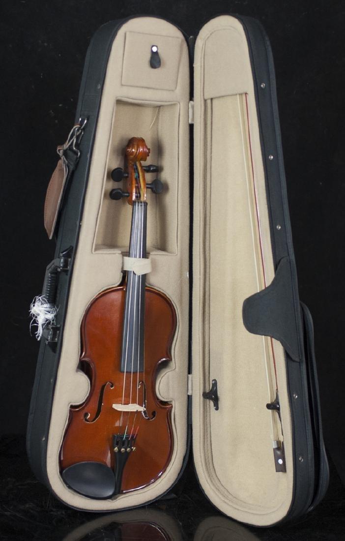 Palatino Wood Violin