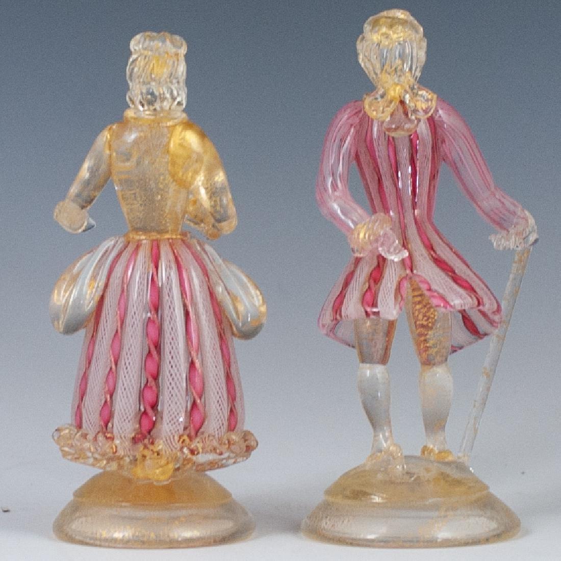 Murano Glass Figurines - 2