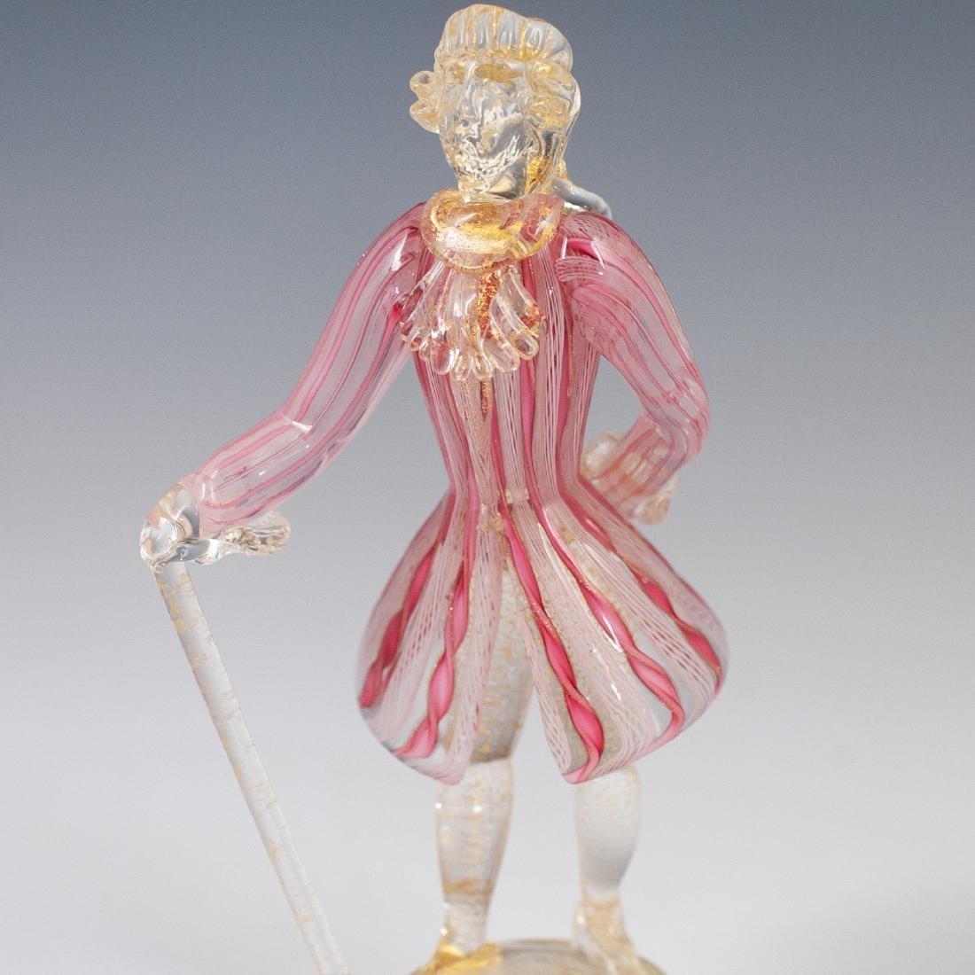 Murano Glass Figurines - 4