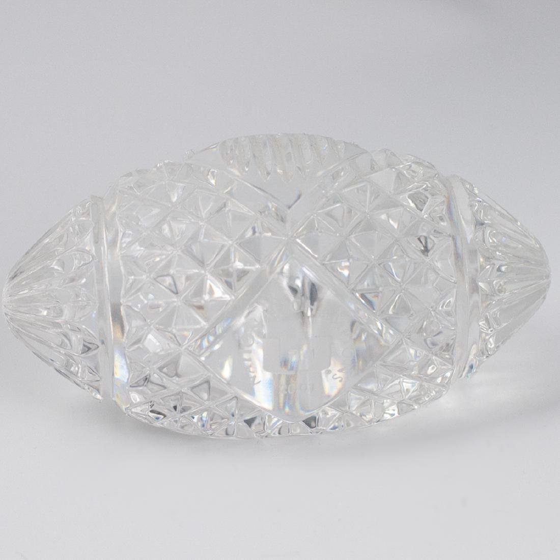 Waterford Crystal Miami Hurricanes National