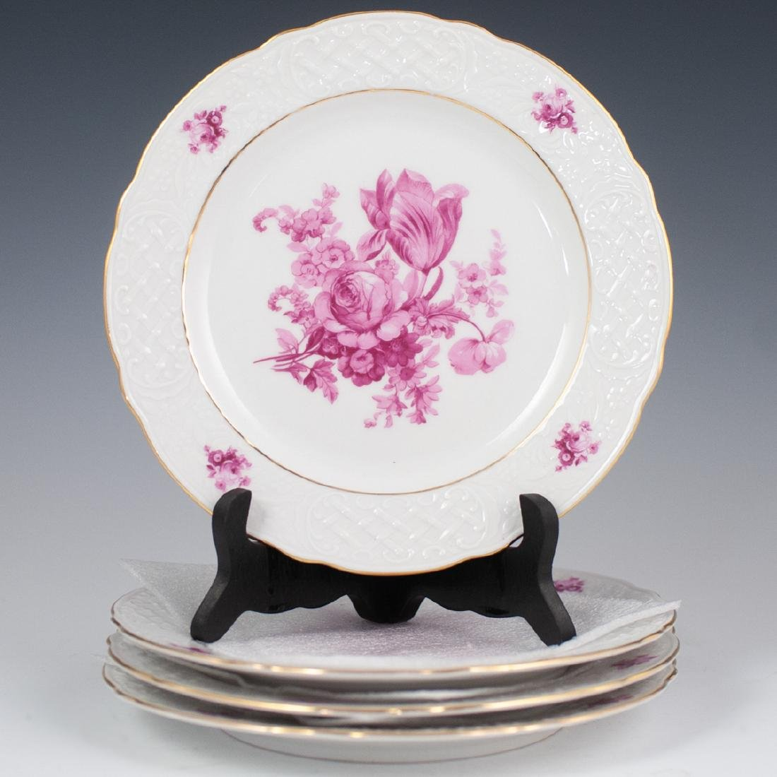 Schumann Porcelain Cocktail Plates