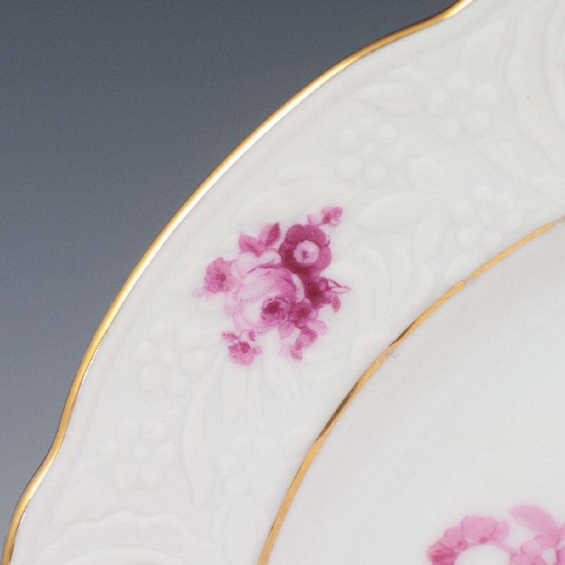 Schumann Porcelain Cocktail Plates - 2