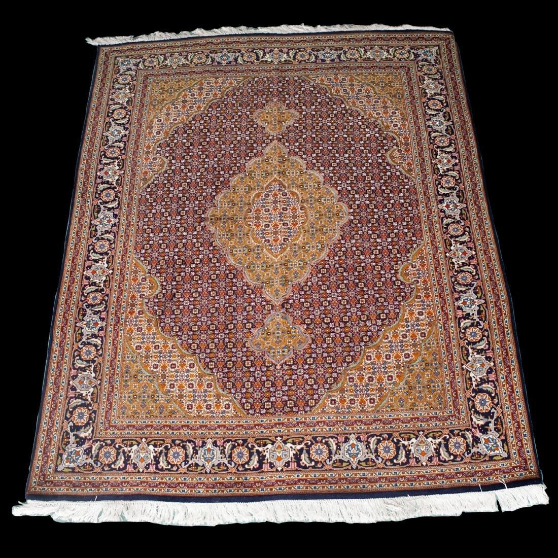 Persian Wool Tabriz Rug