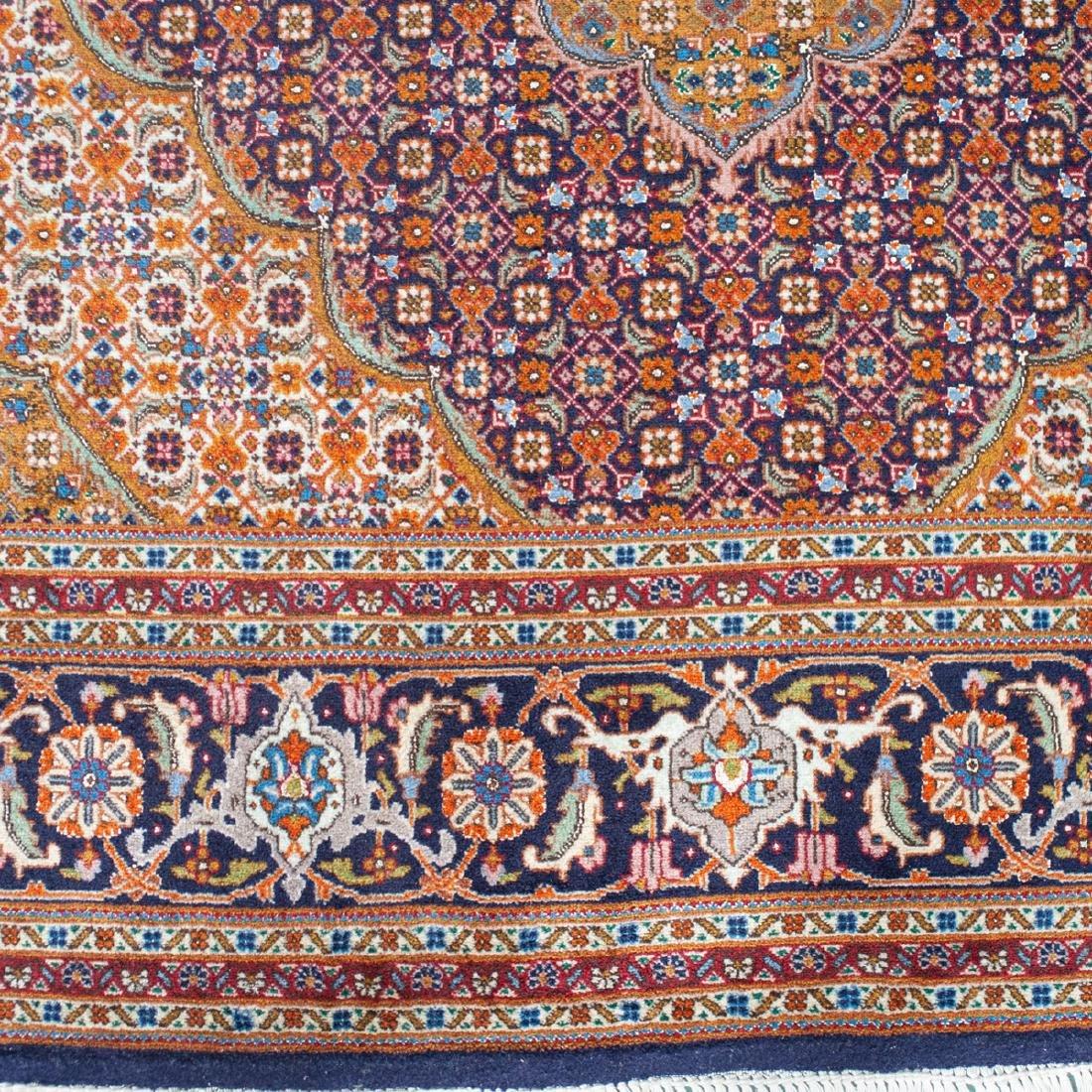 Persian Wool Tabriz Rug - 3