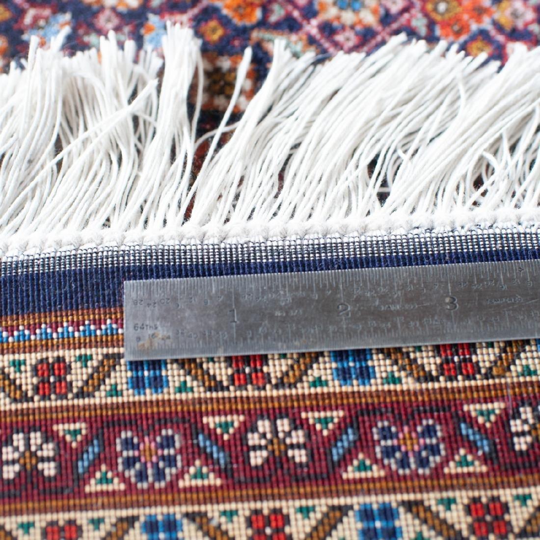 Persian Wool Tabriz Rug - 6