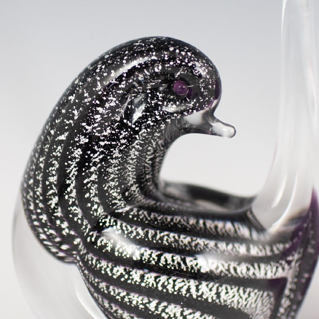 Murano Glass Doves - 3