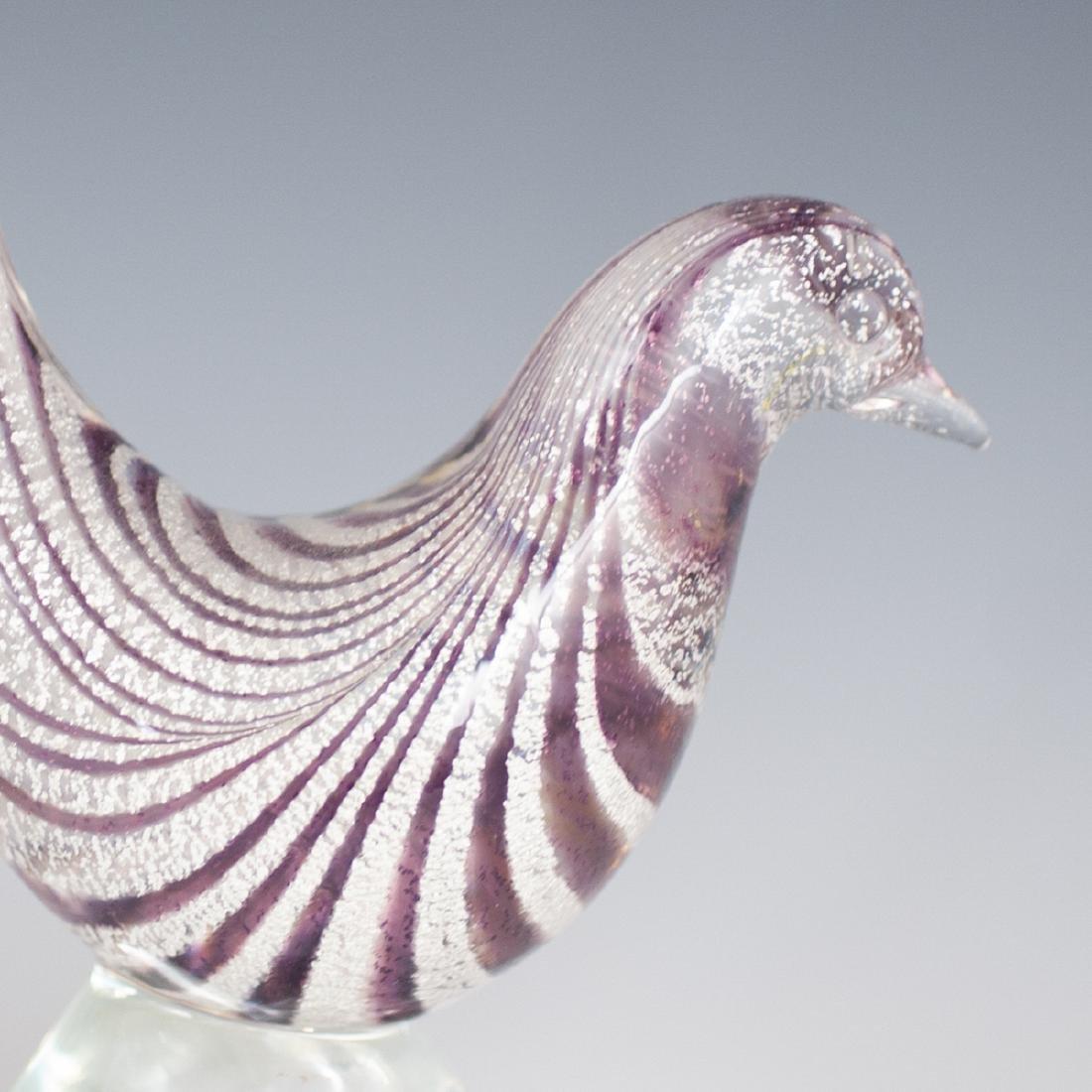 Murano Glass Birds - 2