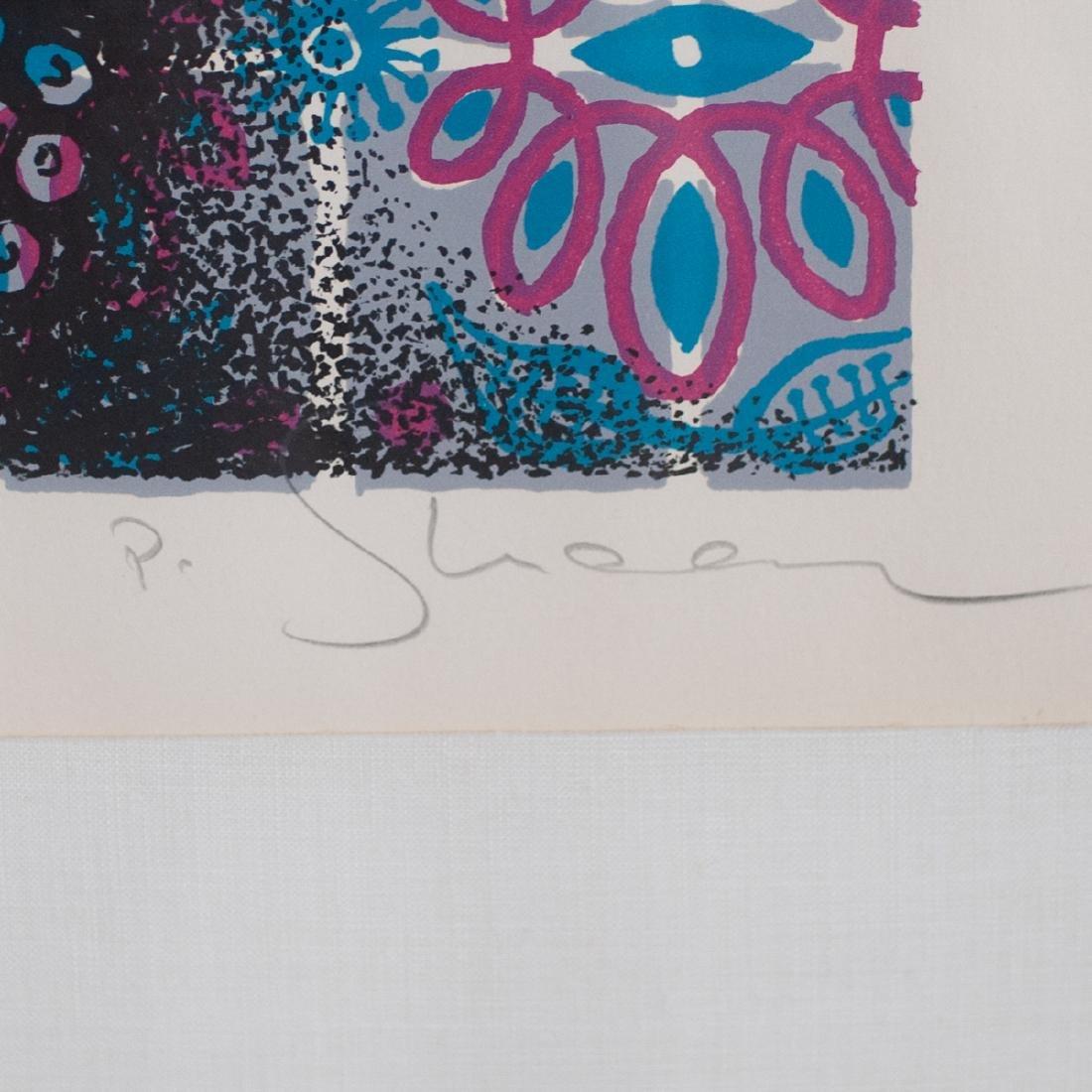 Pinchas Shaar (Israeli 1923 - 1996) Artist Proof - 2
