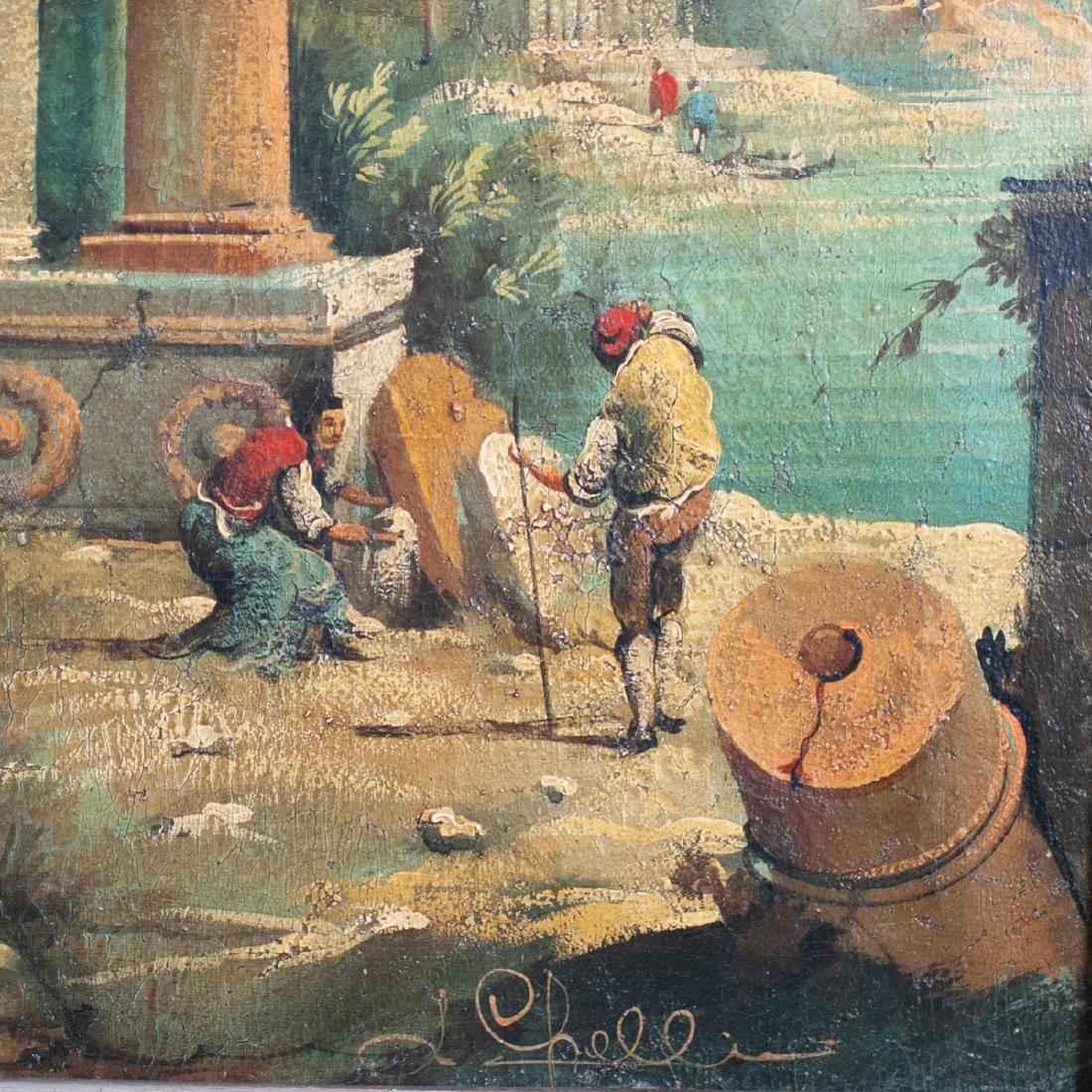 Probably Silvano Chellini (Italian 19th/Early 20th Ct.) - 2