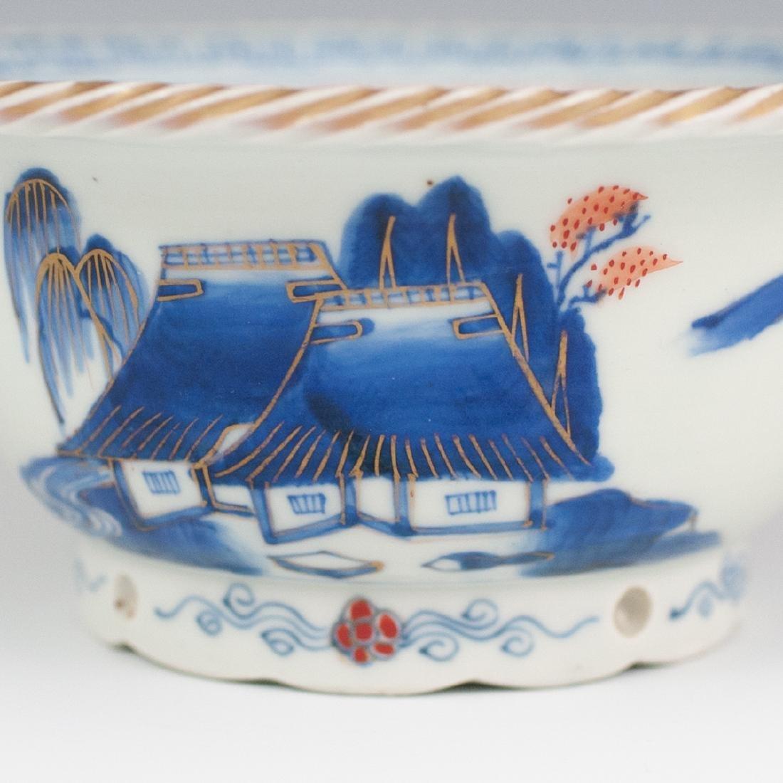 Japanese Porcelain Imari Rice Bowl - 2