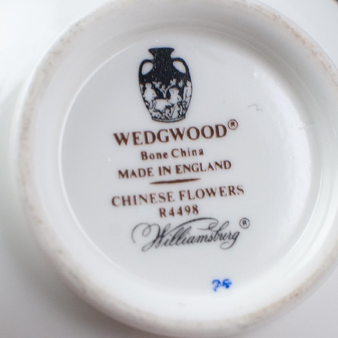 Vintage English Porcelain Teacups - 7