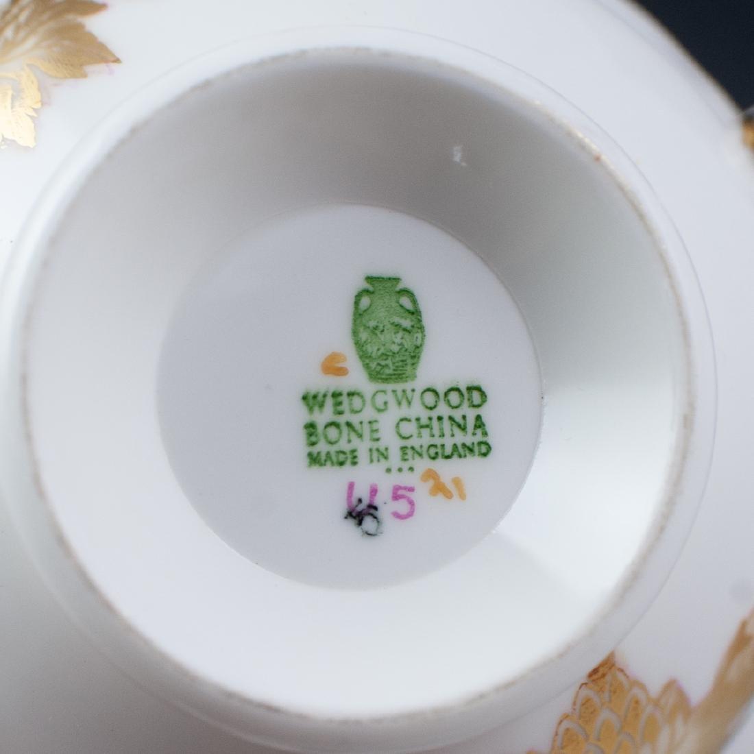 Vintage English Porcelain Teacups - 9