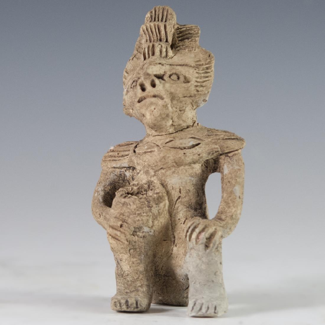 Possibly Pre-Columbian Mayan Effigy