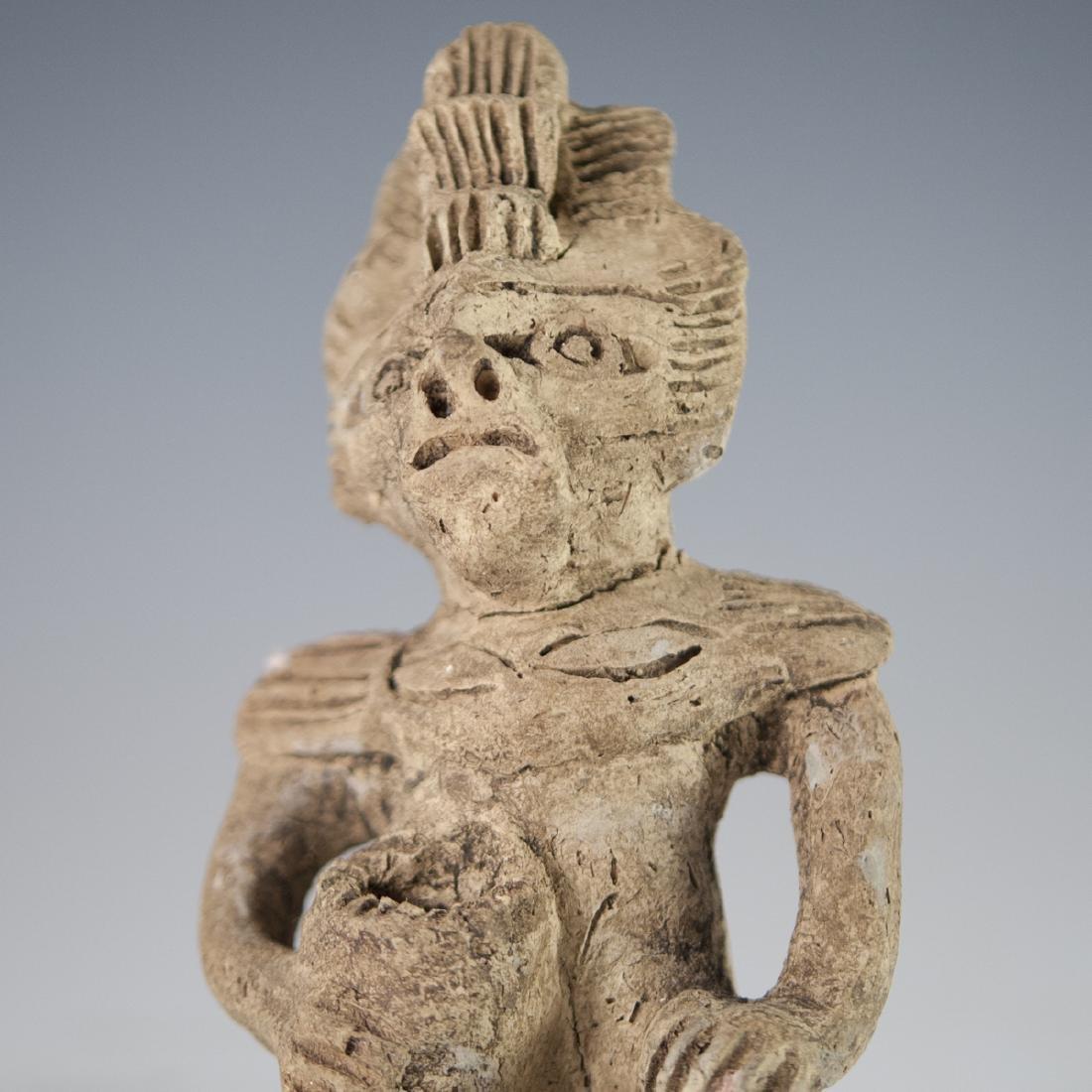 Possibly Pre-Columbian Mayan Effigy - 2