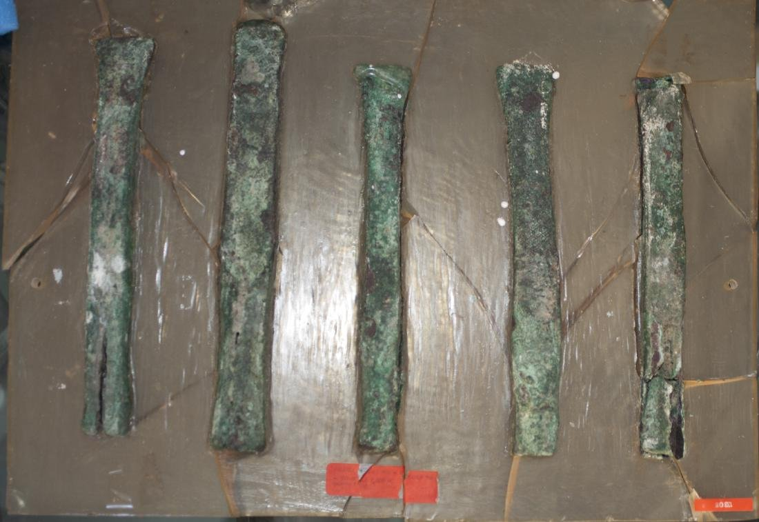 Pre-Columbian Copper Tools