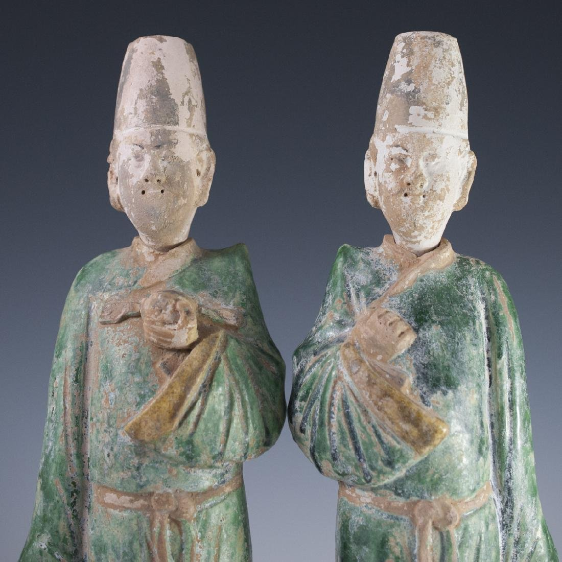 Ming Dynasty Pottery Sculptures - 2