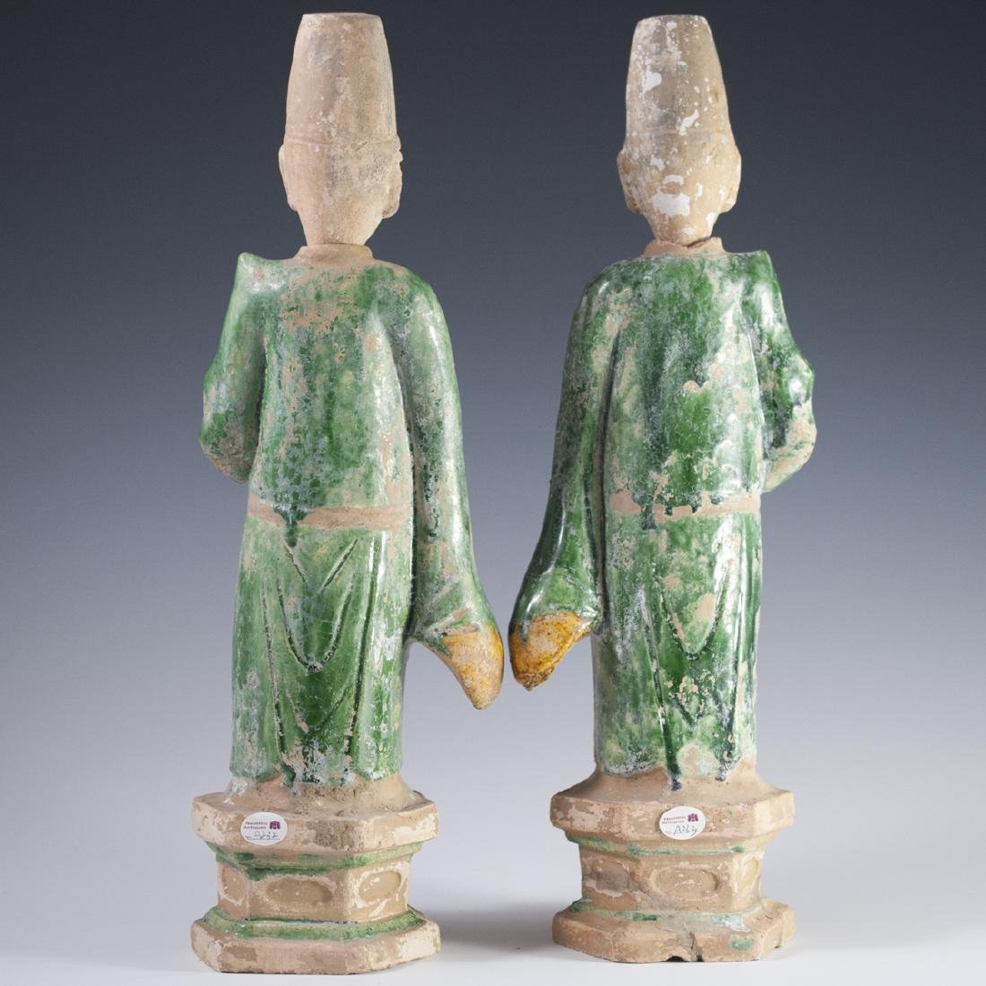 Ming Dynasty Pottery Sculptures - 6