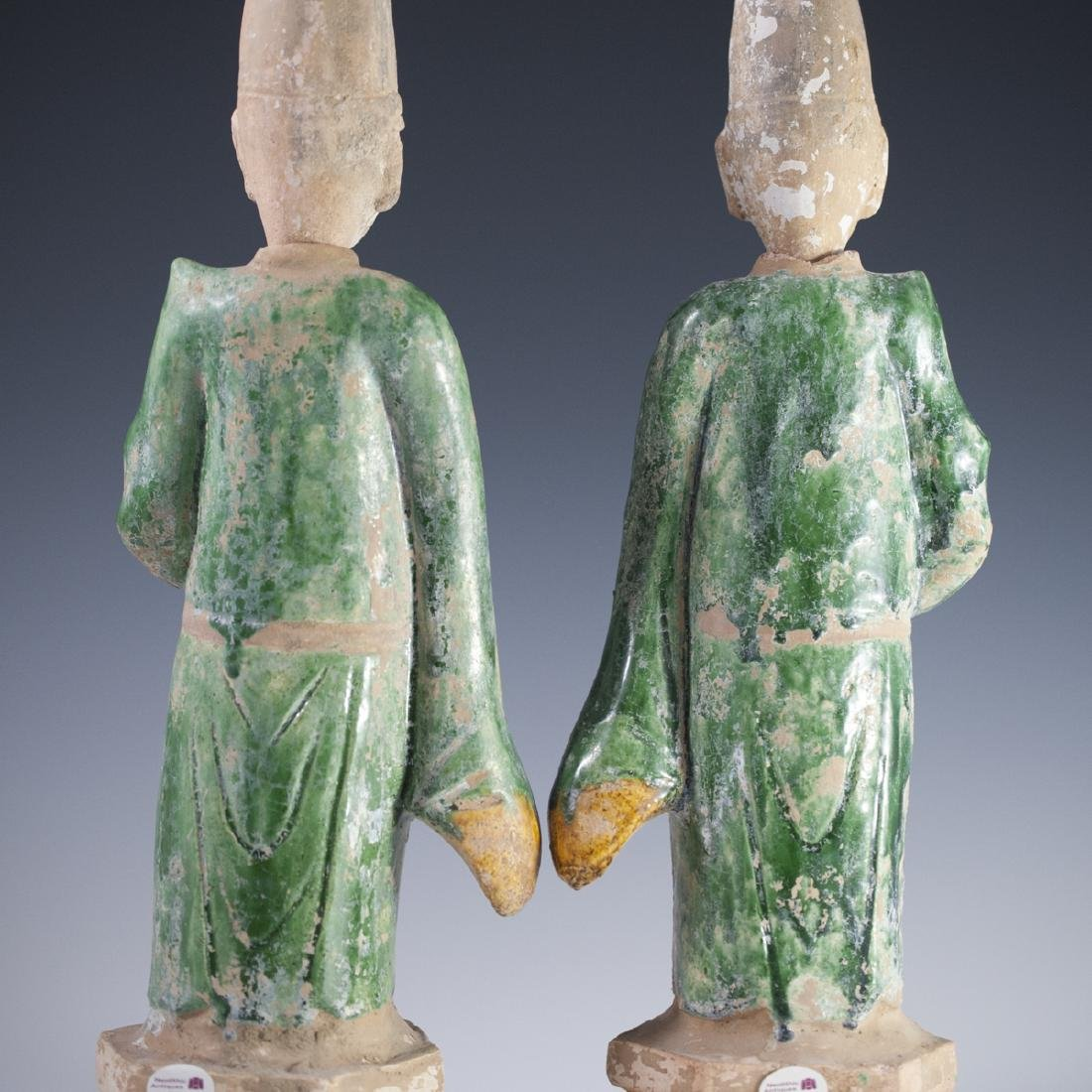 Ming Dynasty Pottery Sculptures - 7