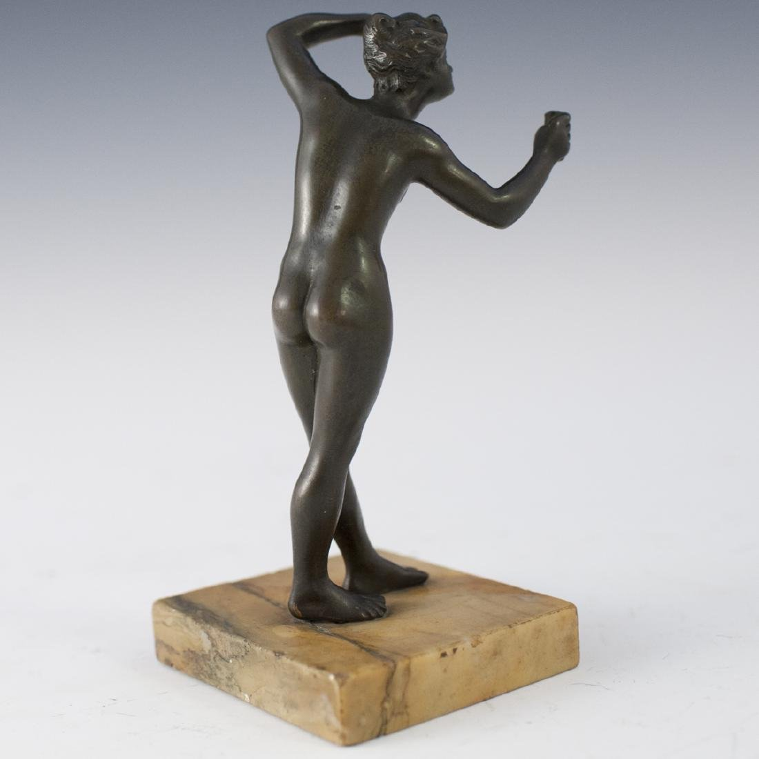 Art Deco Bronze Sculpture - 3