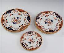 Porcelain Imari Ware Plates