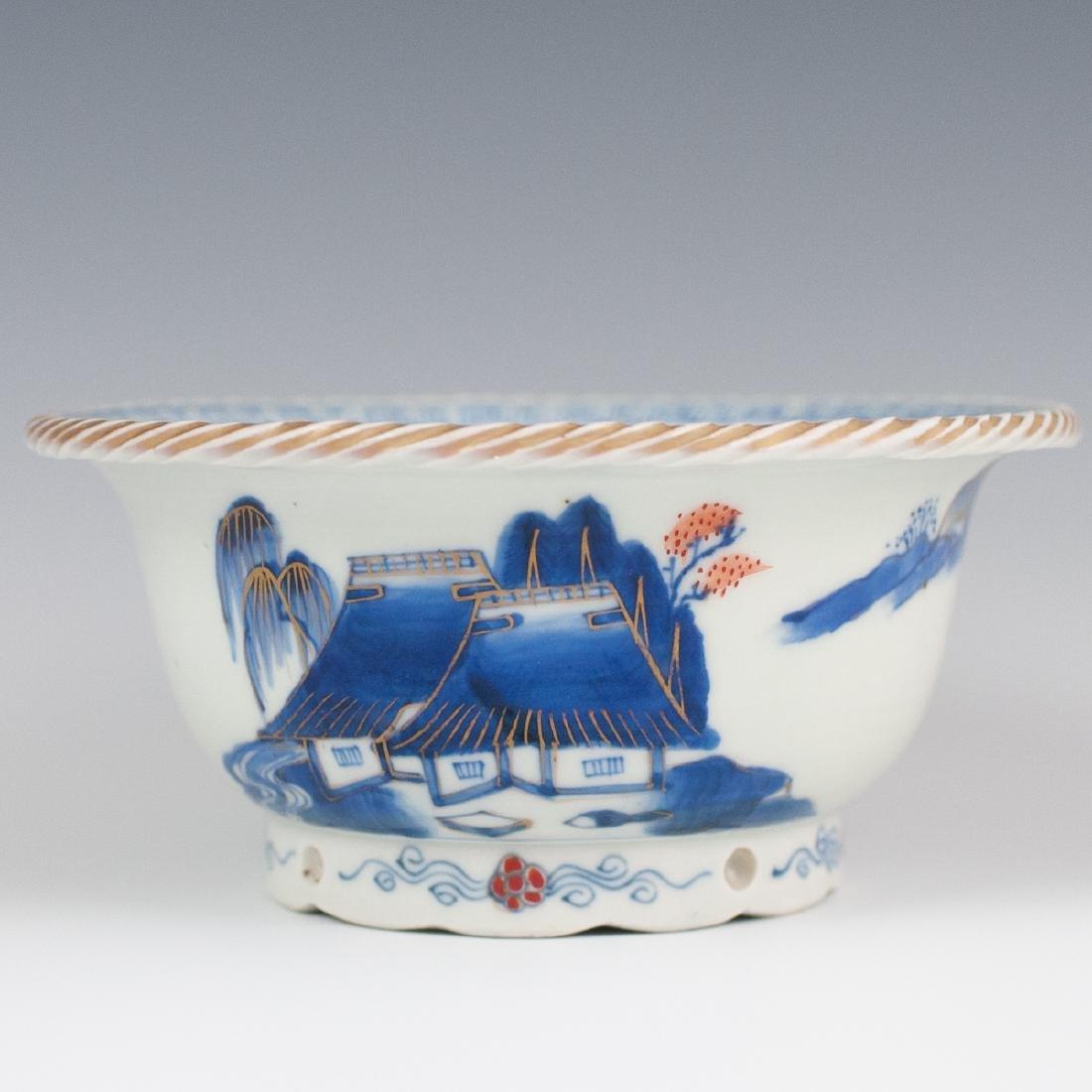 Japanese Imari Enameled Porcelain
