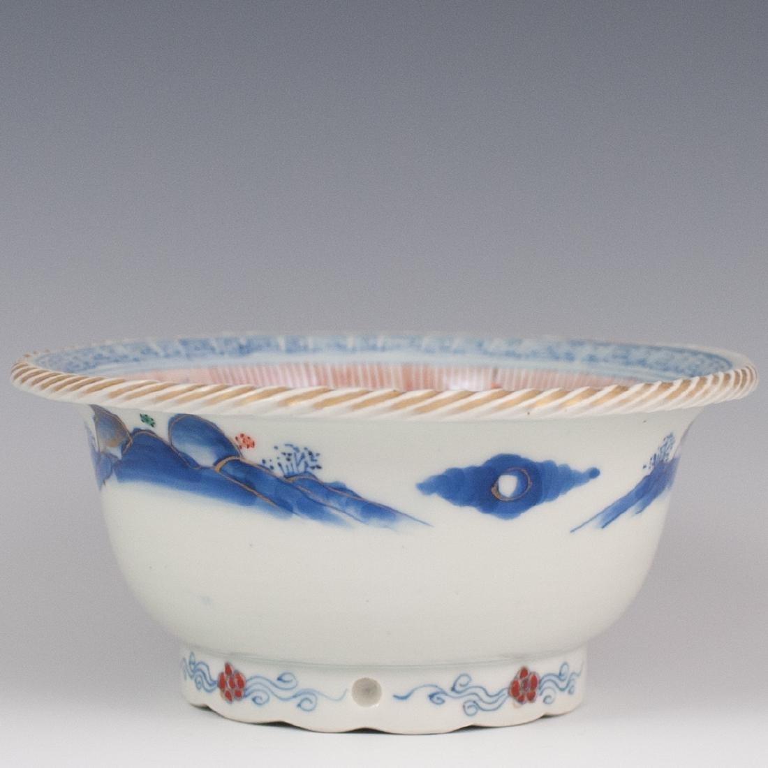 Japanese Imari Enameled Porcelain - 4