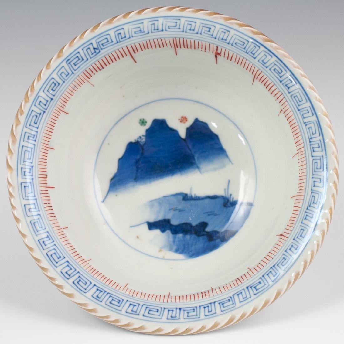 Japanese Imari Enameled Porcelain - 7