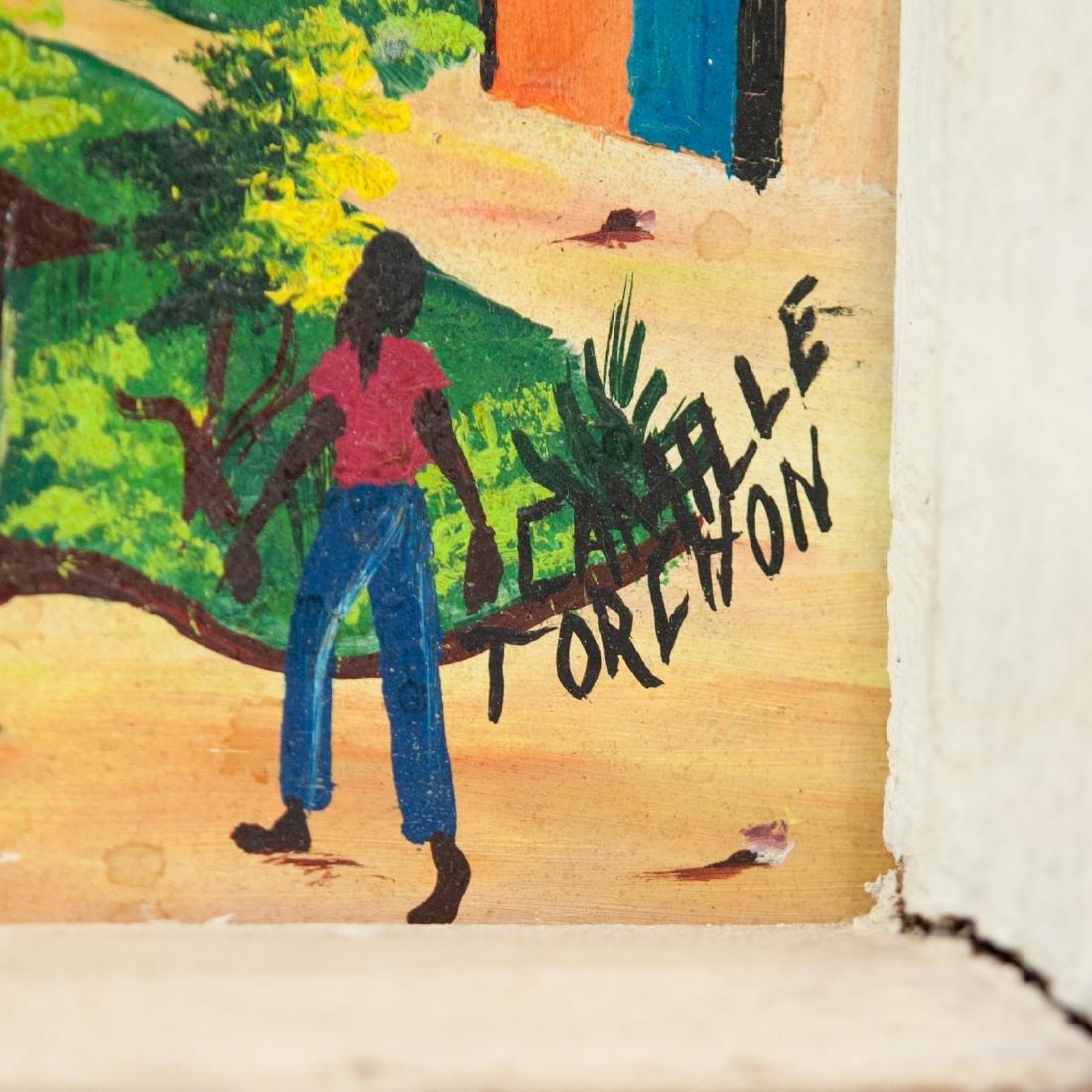 Camille Torchon (Haitian b. 1953) - 2