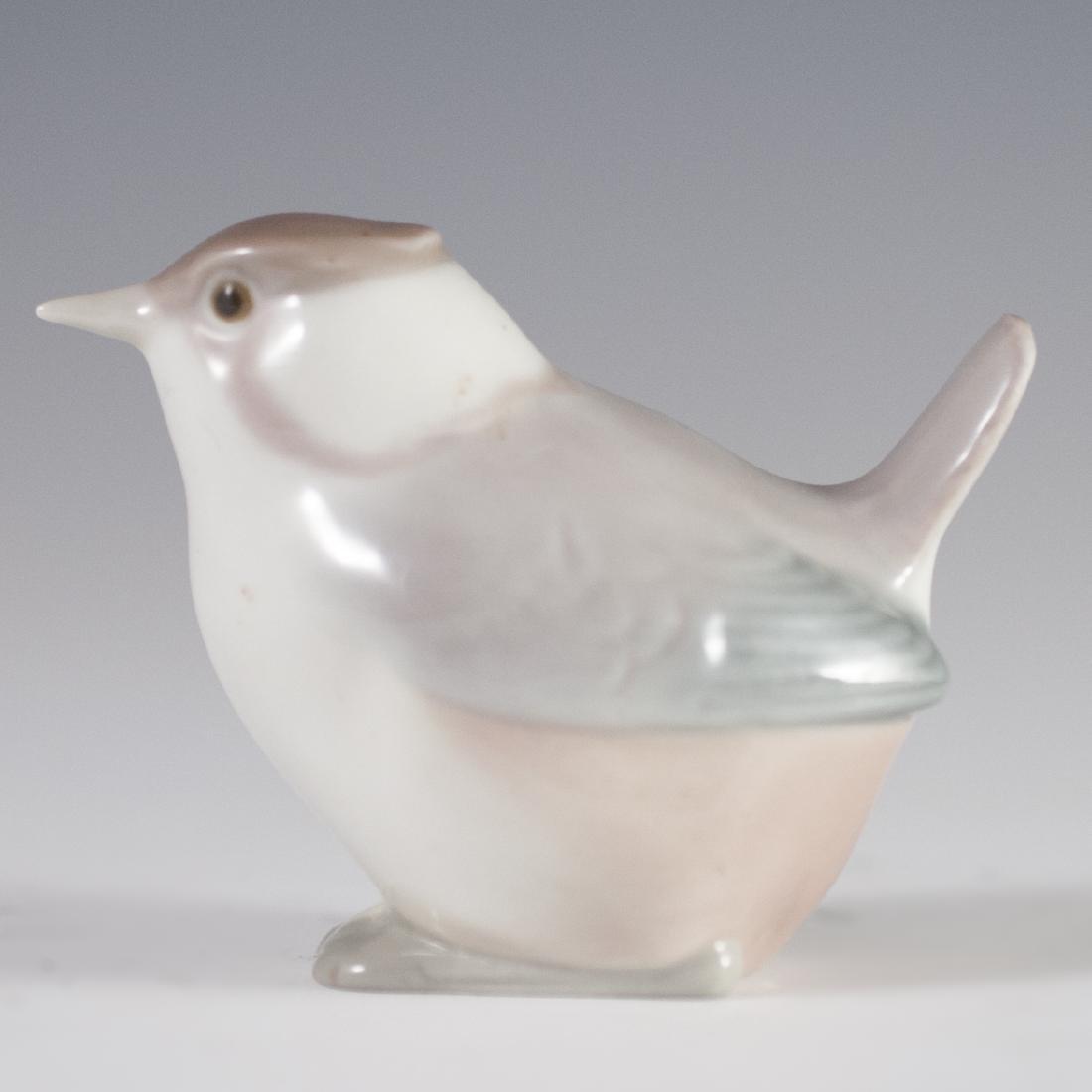 Lladro Porcelain Bird Figurine