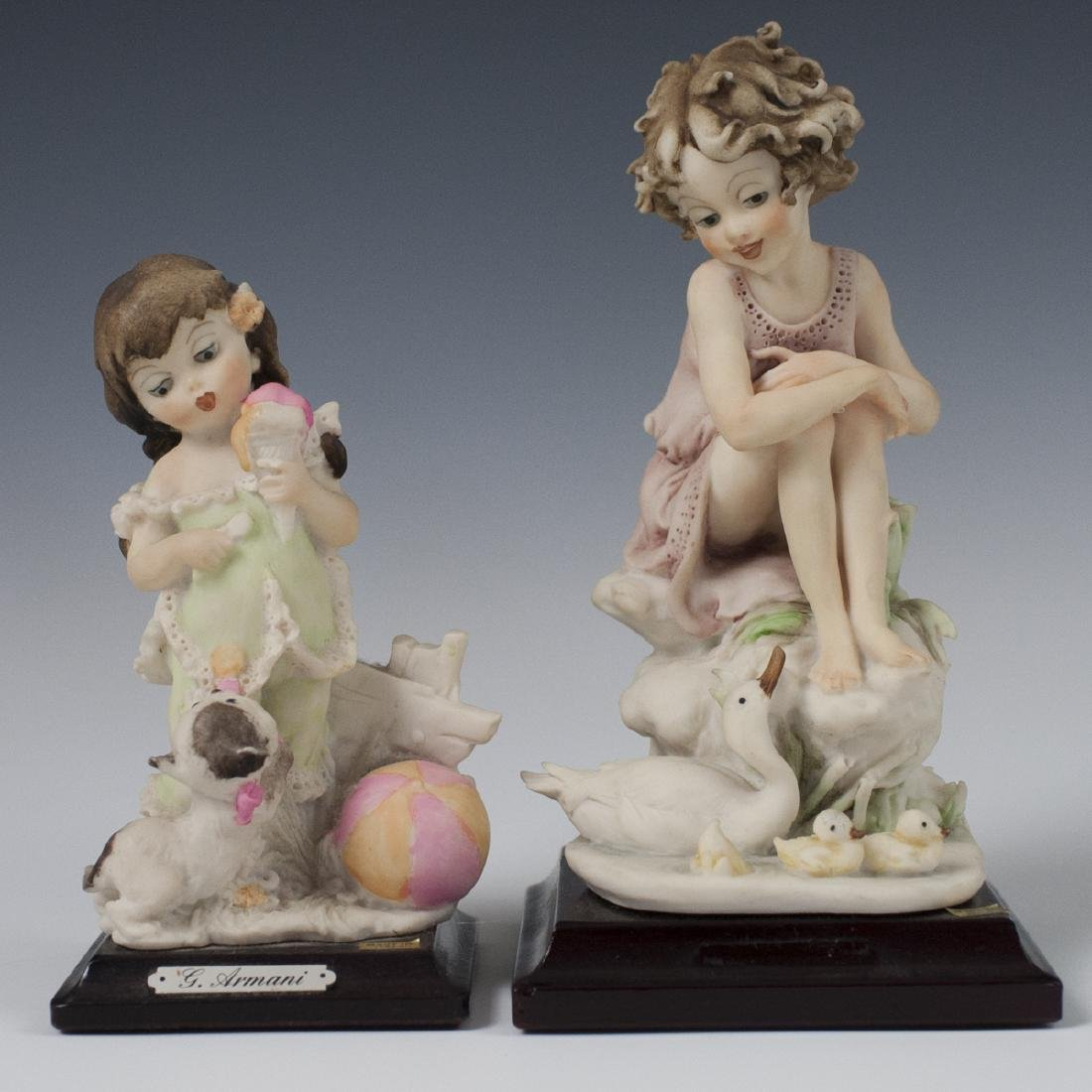Giuseppe Armani Resin Figurines