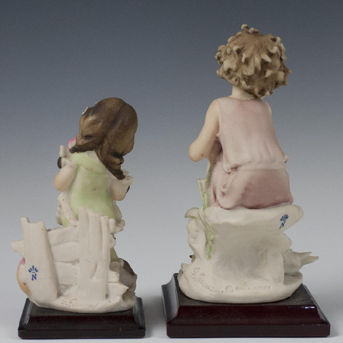 Giuseppe Armani Resin Figurines - 3