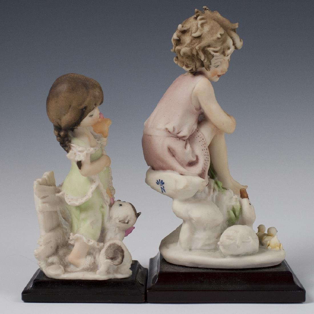 Giuseppe Armani Resin Figurines - 5