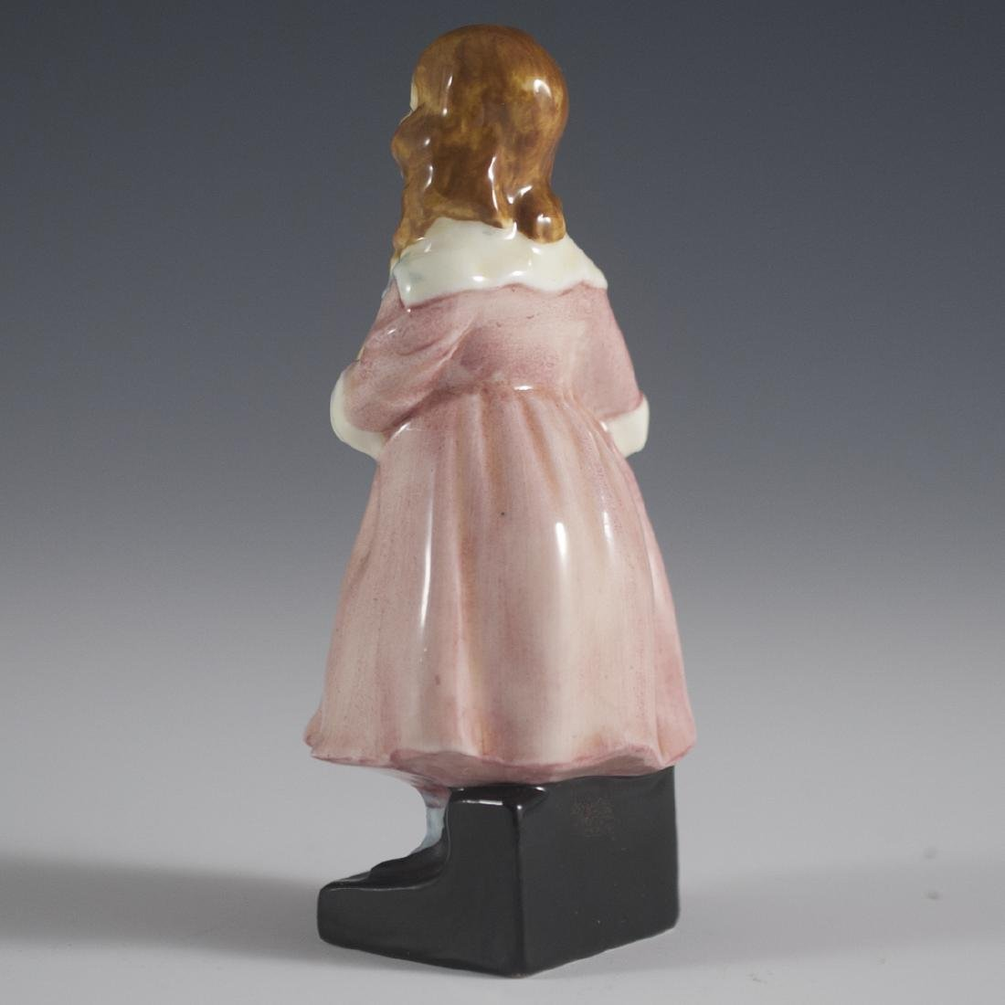 "Royal Doulton Figurine ""Little Nell"" - 4"