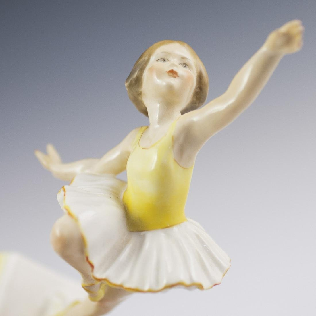 """Royal Worcester """"Tuesday's Child Is Full Of Grace"""" - 4"""