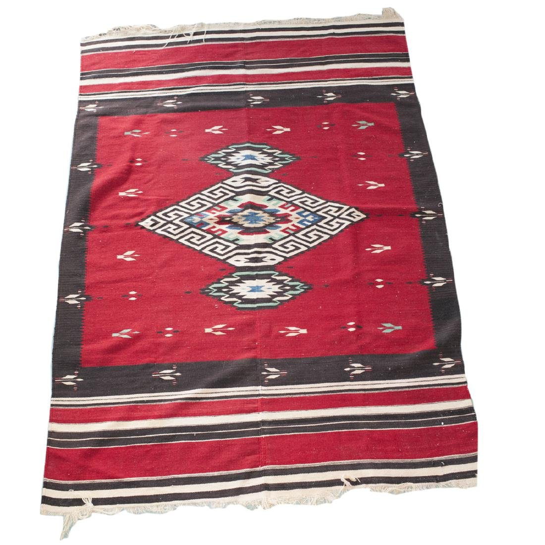 Native American Wool Rug