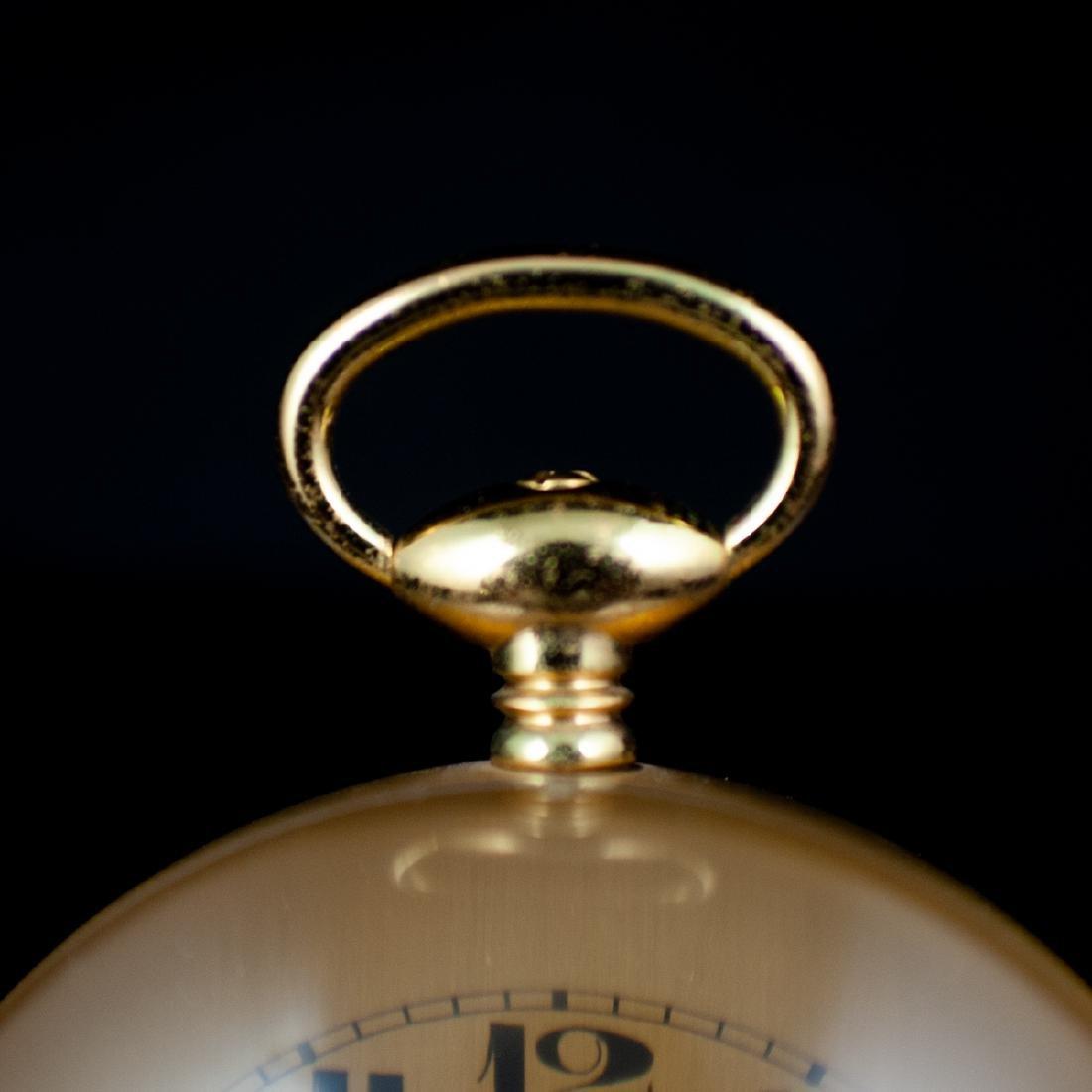 Tiffany & Co. Acrylic Table Clock - 3