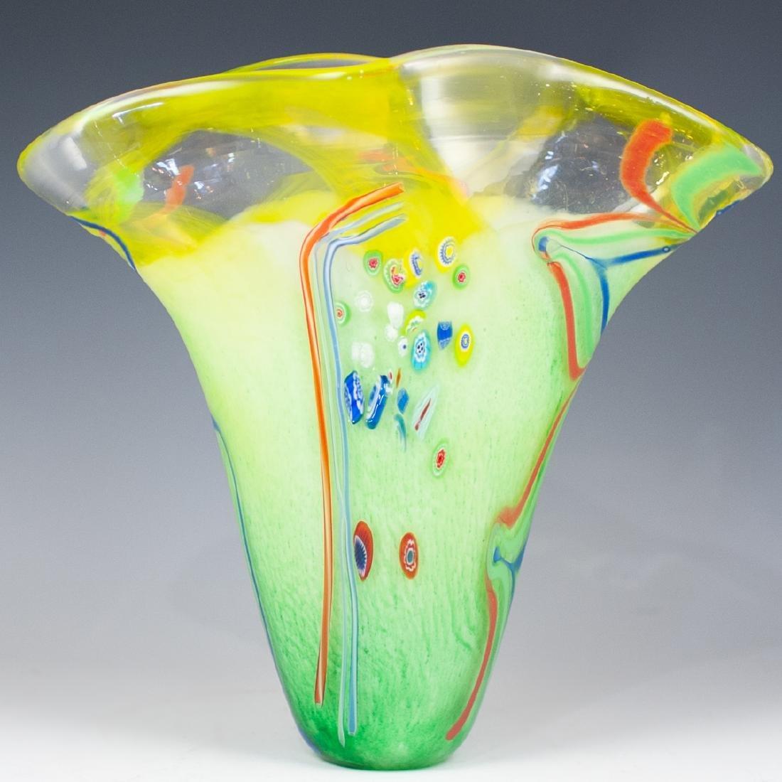 "Murano ""Incalmo"" Glass Vase"