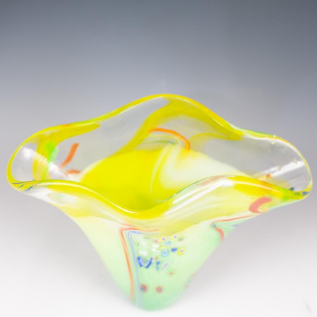 "Murano ""Incalmo"" Glass Vase - 3"