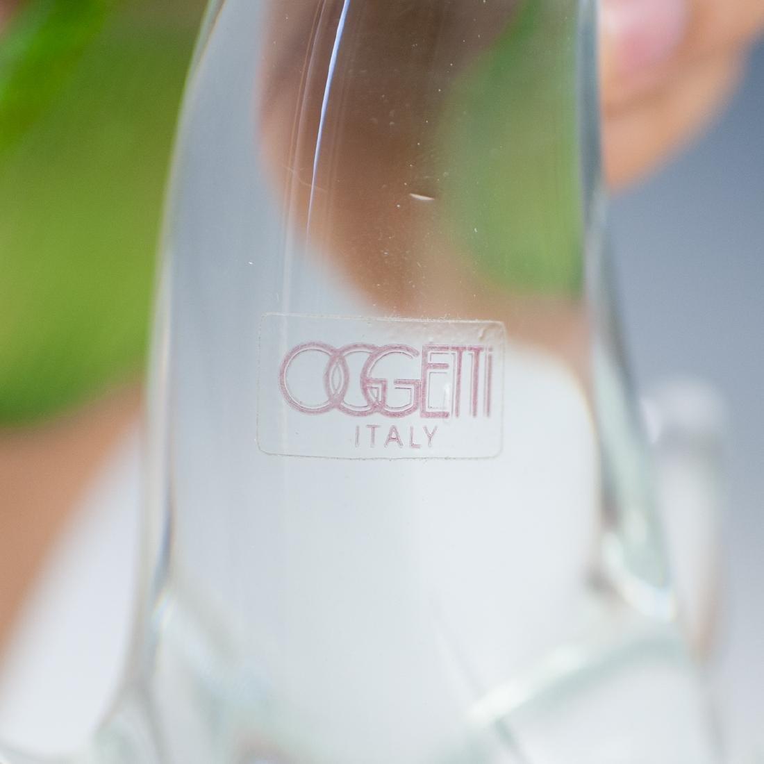 Oggetti Murano Glass Parakeet - 5
