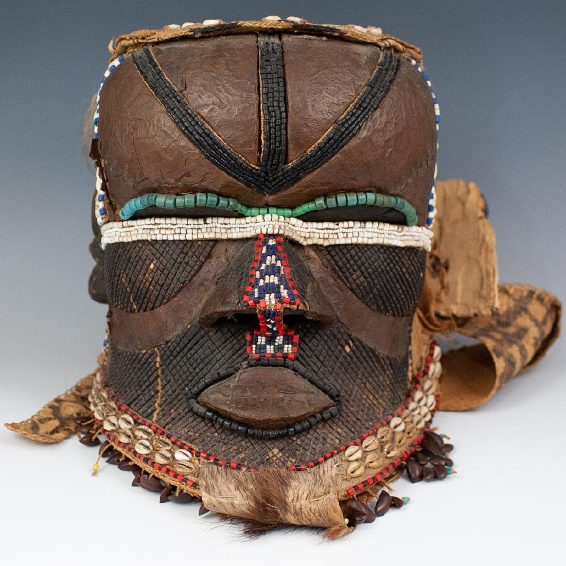 African Ceremonial Mask