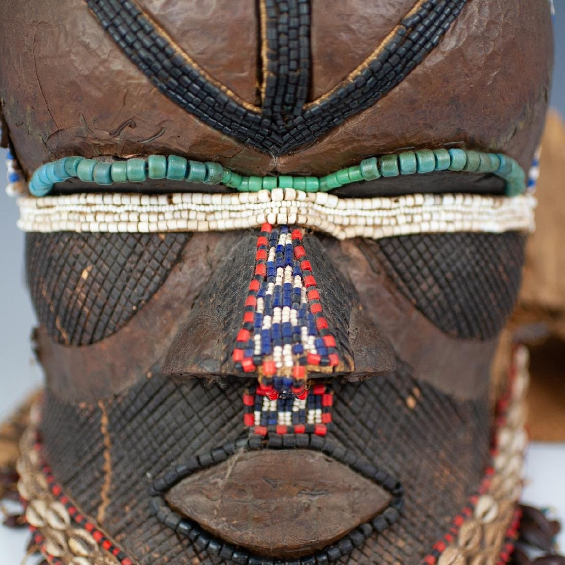 African Ceremonial Mask - 2