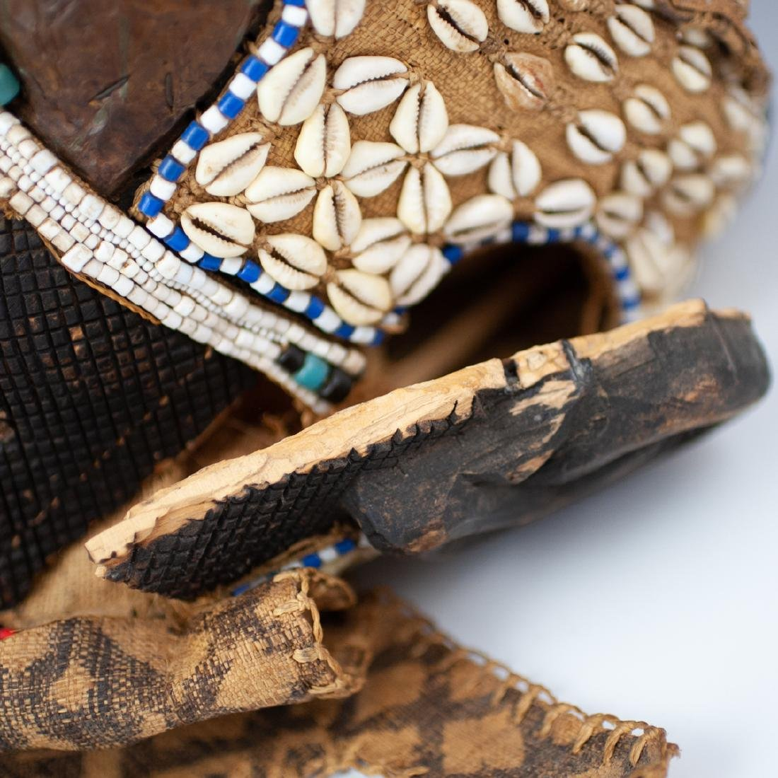 African Ceremonial Mask - 3