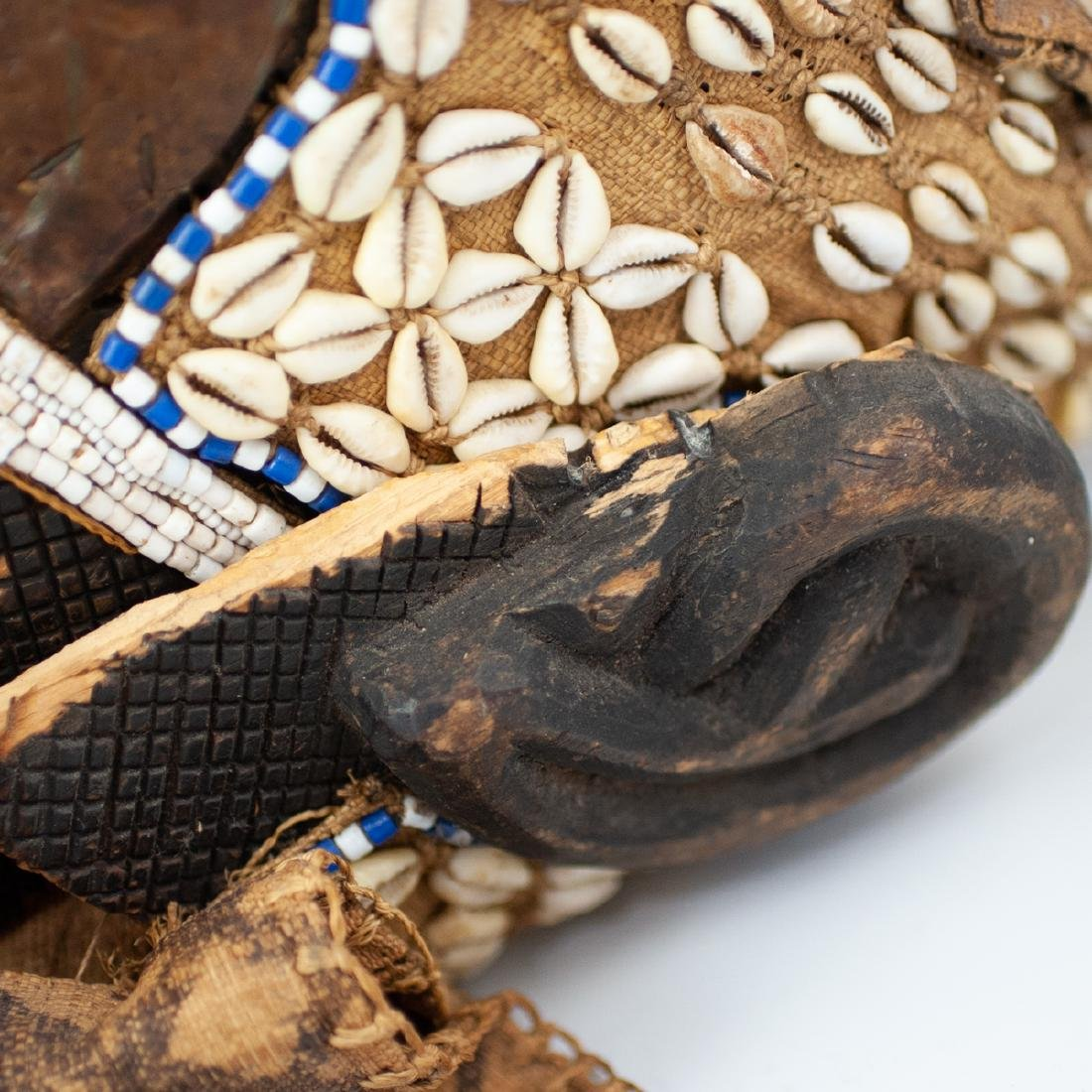 African Ceremonial Mask - 4