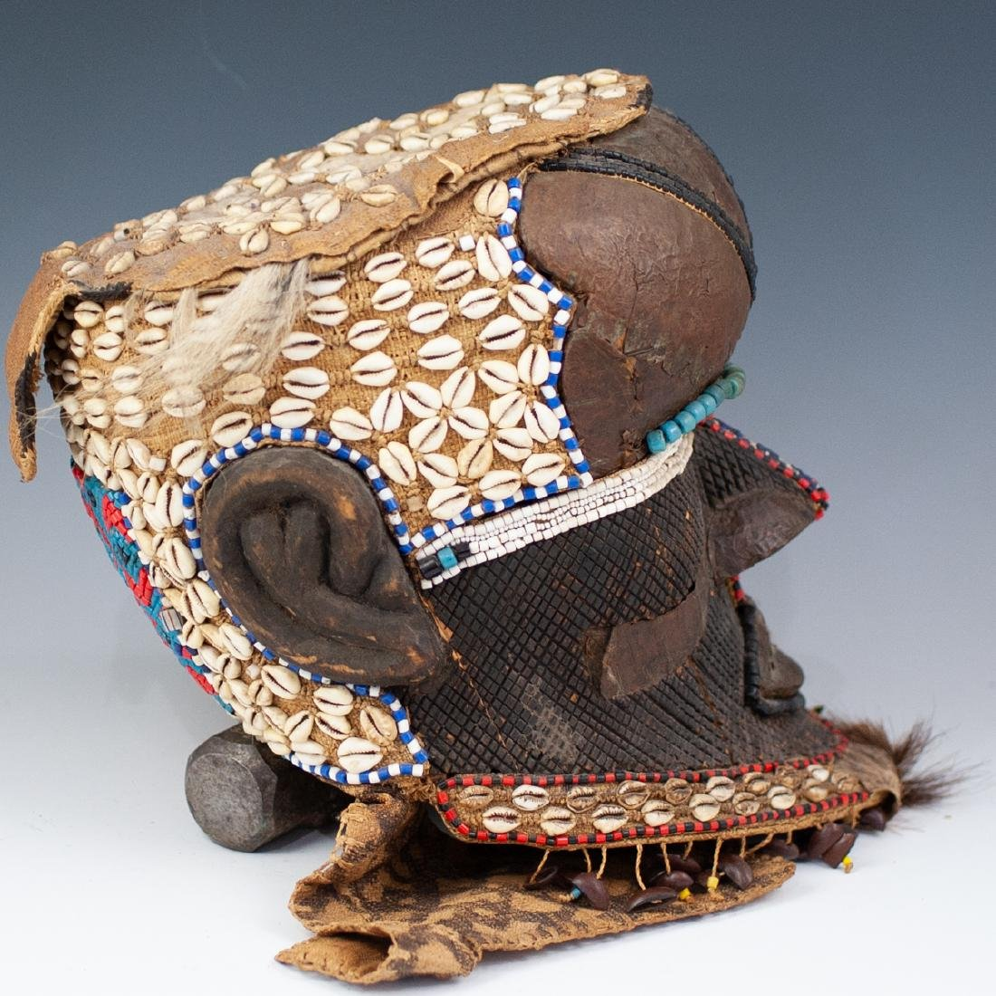 African Ceremonial Mask - 5