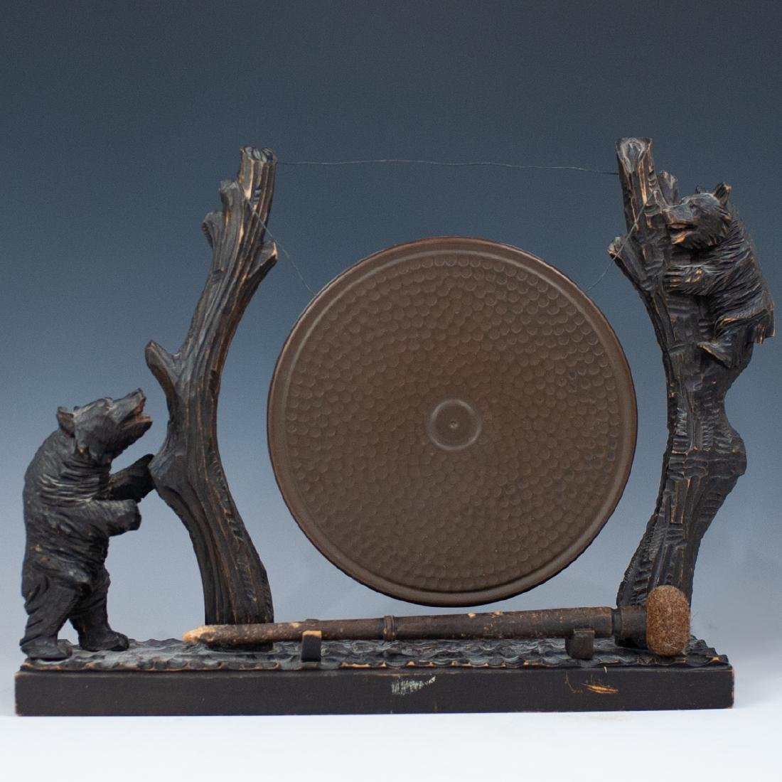 Chinese Wooden Gong