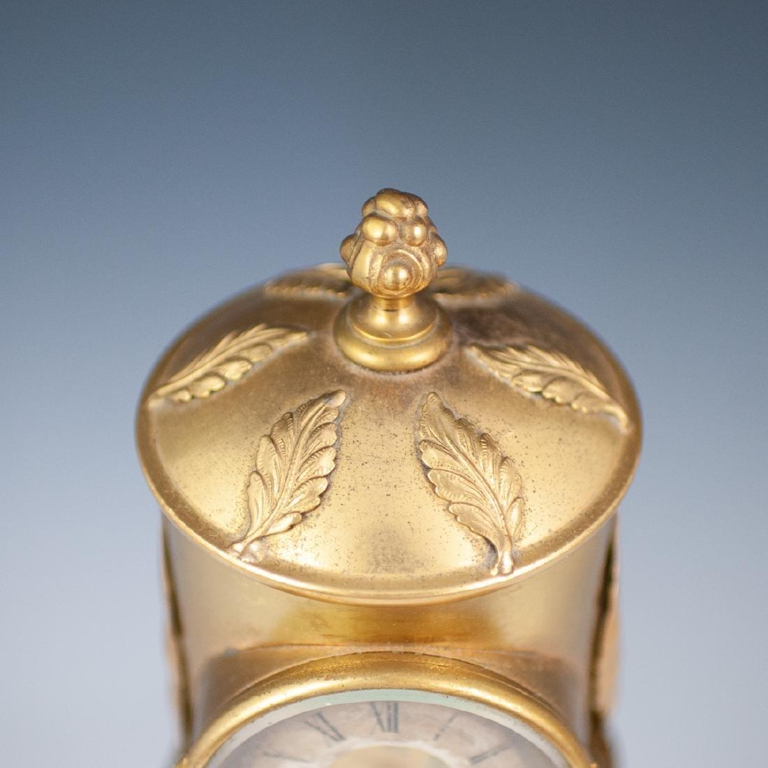 Antique Porcelain Lighthouse Clock/Barometer - 5