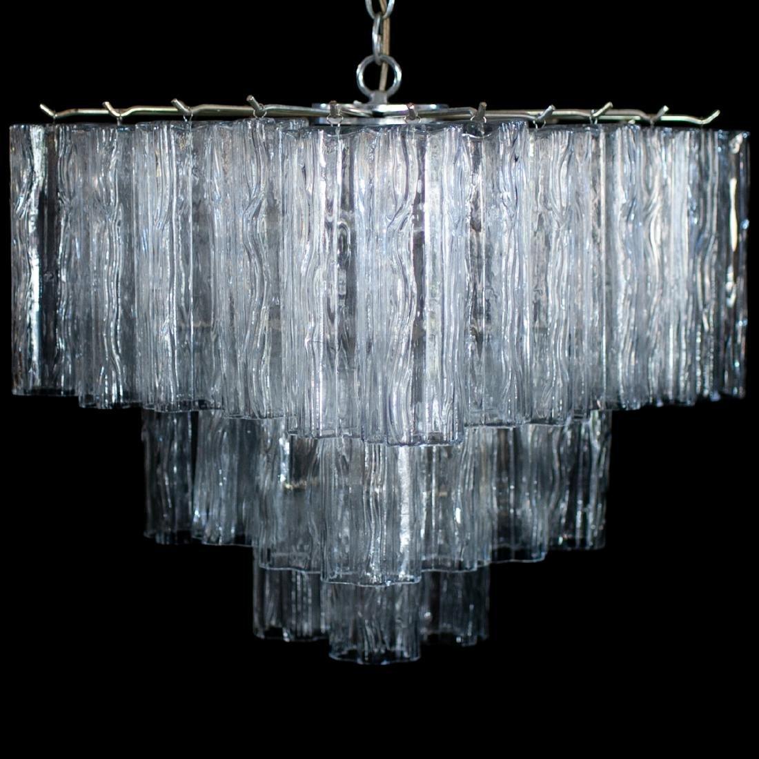 Vintage Camer Murano Glass Chandelier