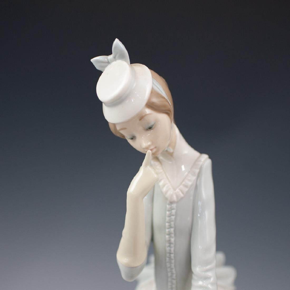"Lladro ""Baby's Outing"" Porcelain - 2"