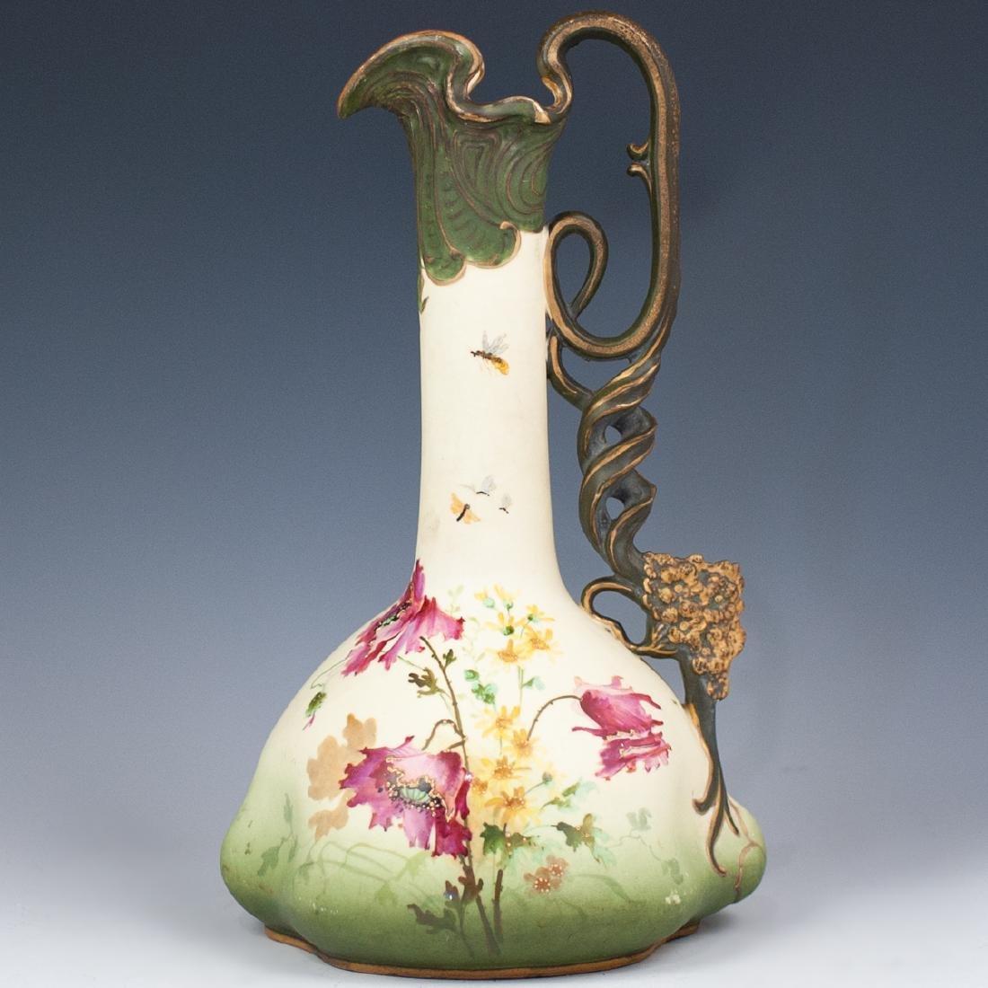 Turn Wien Porcelain Pitcher